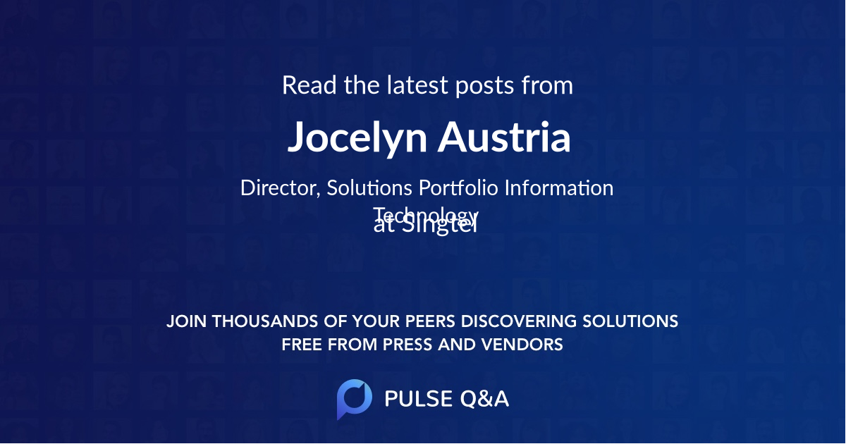 Jocelyn Austria