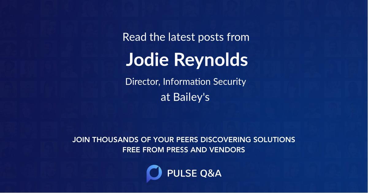 Jodie Reynolds