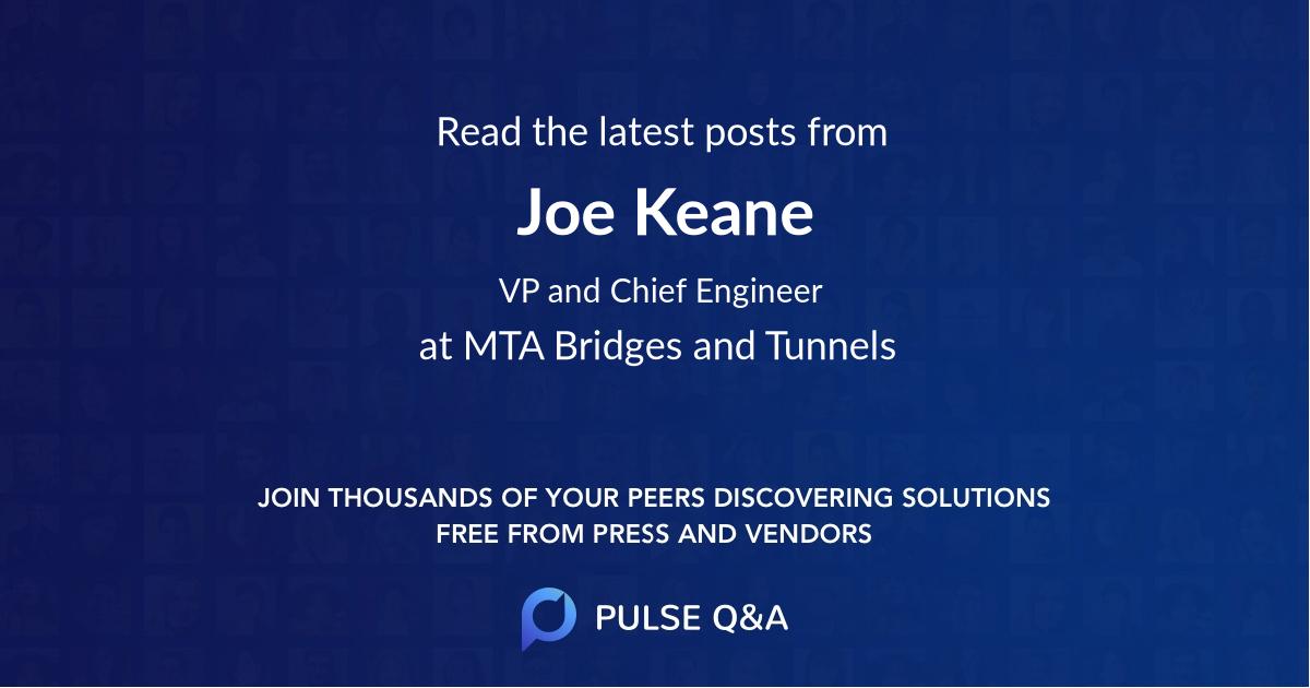 Joe Keane