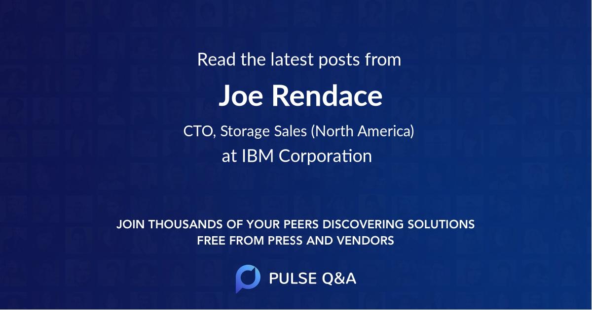 Joe Rendace