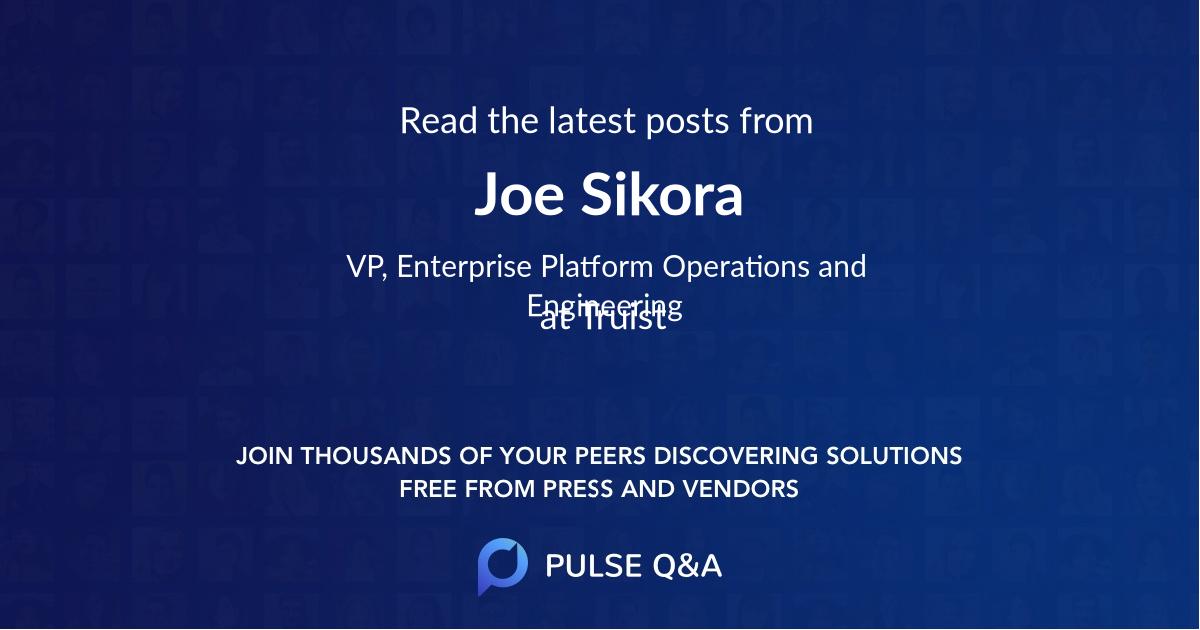 Joe Sikora