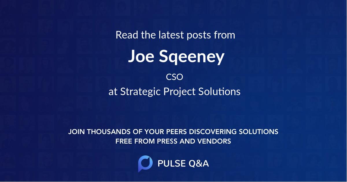 Joe Sqeeney