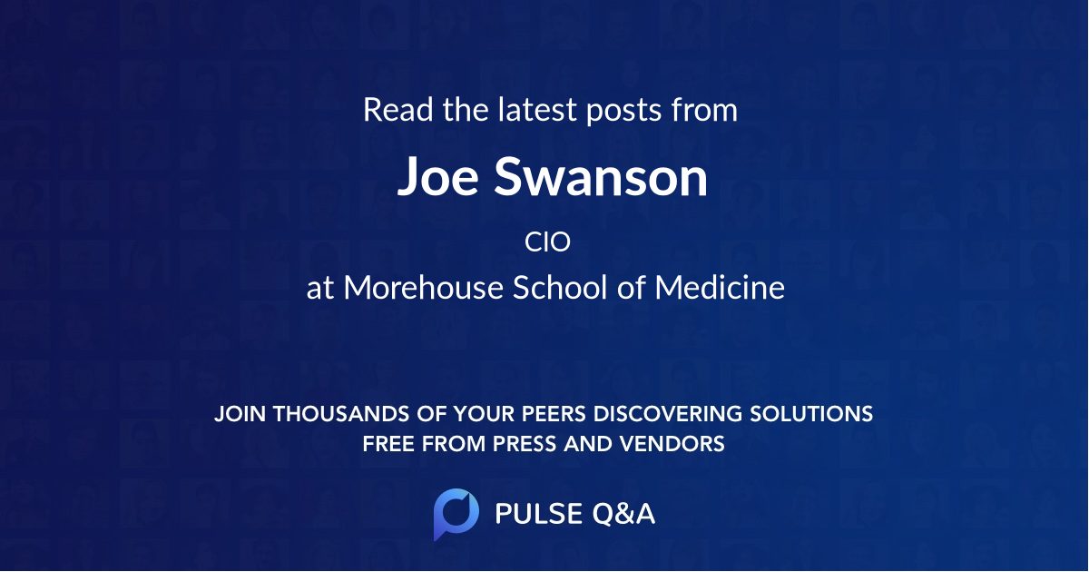 Joe Swanson
