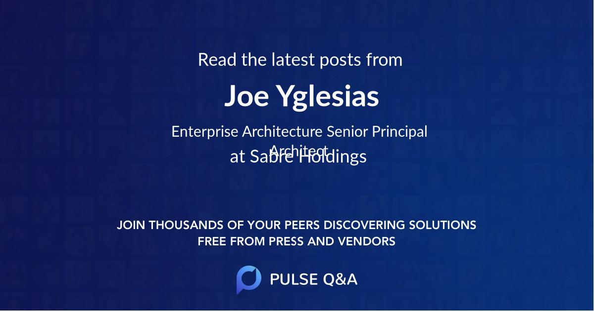 Joe Yglesias