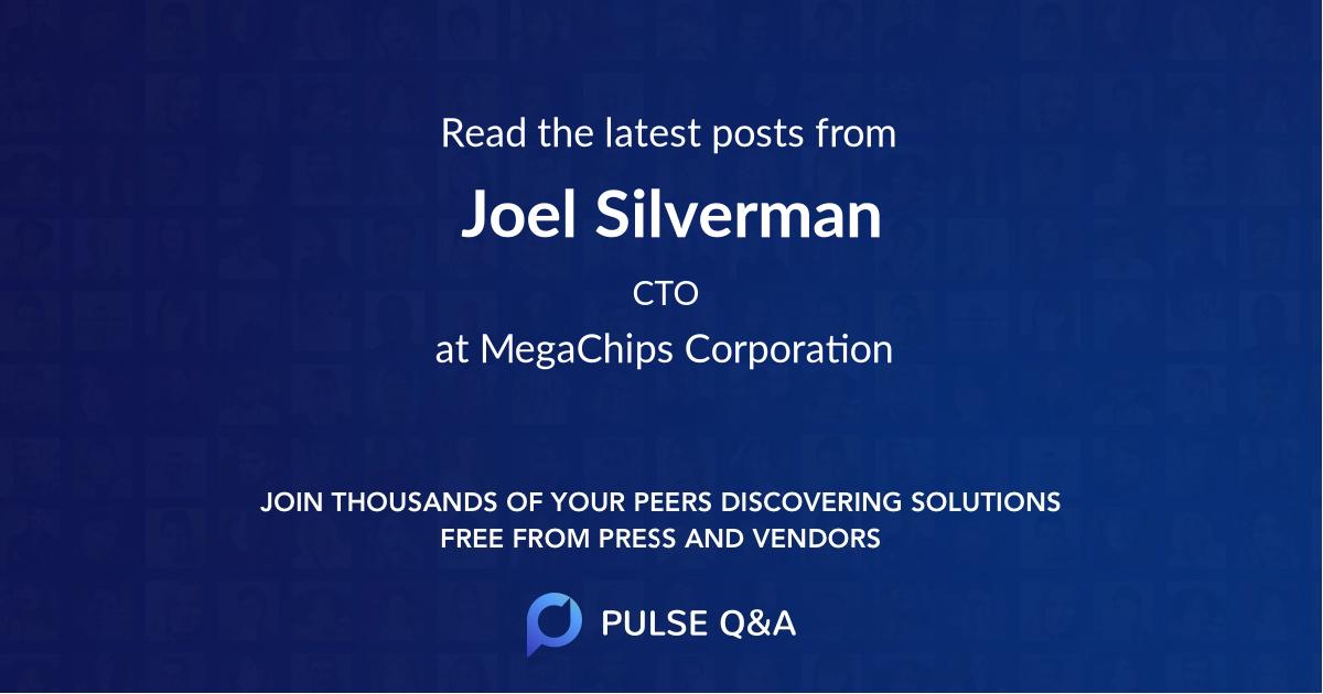 Joel Silverman