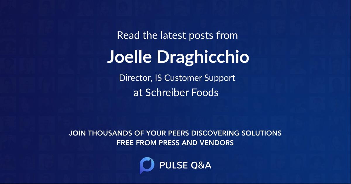Joelle Draghicchio