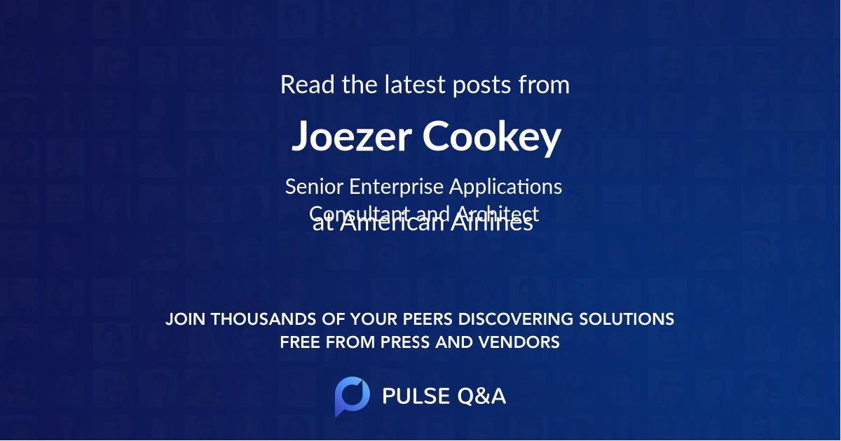 Joezer Cookey