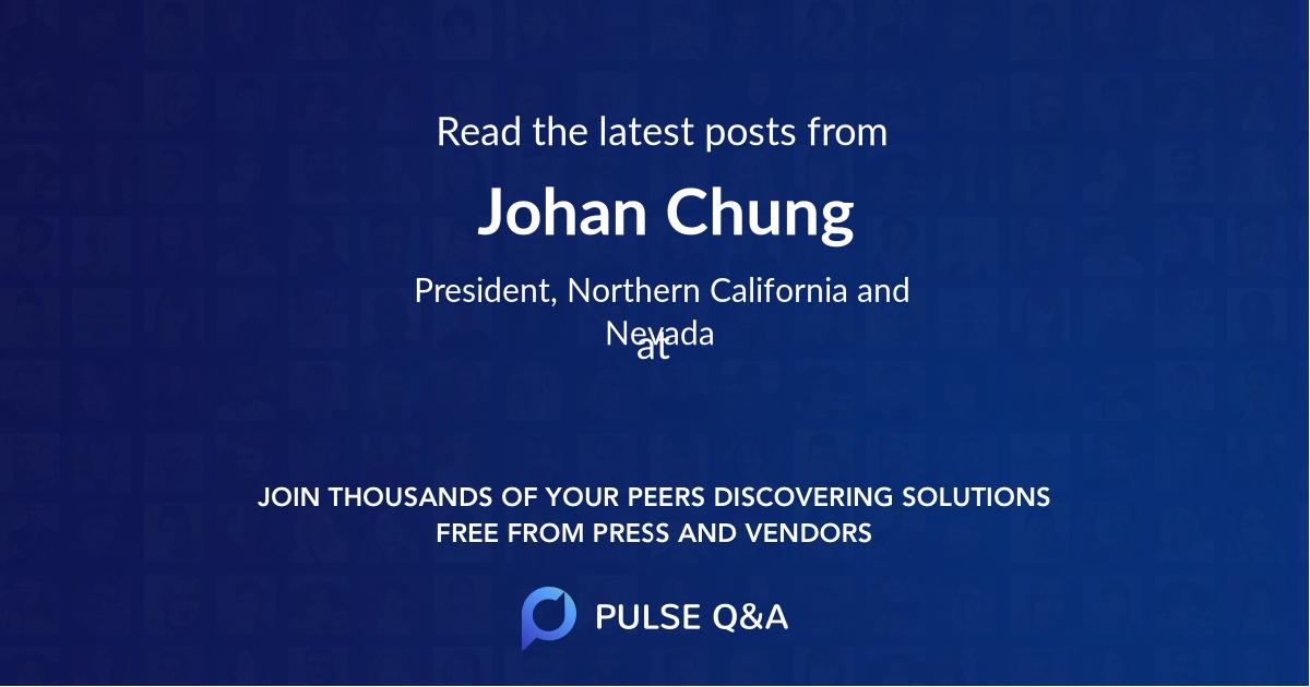 Johan Chung