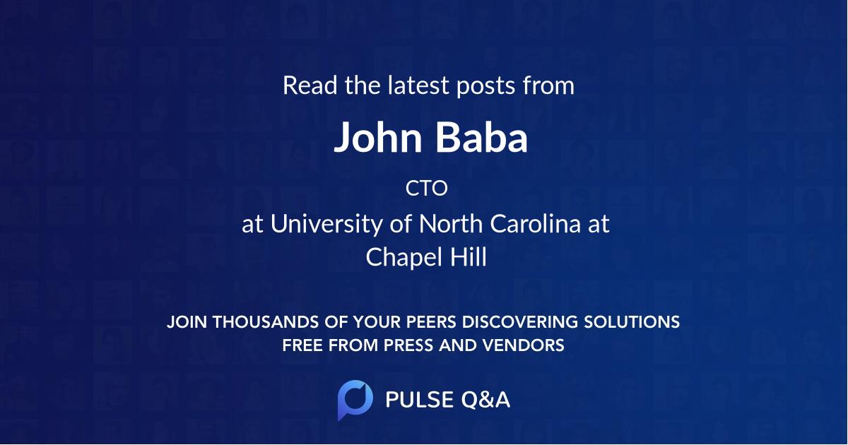 John Baba
