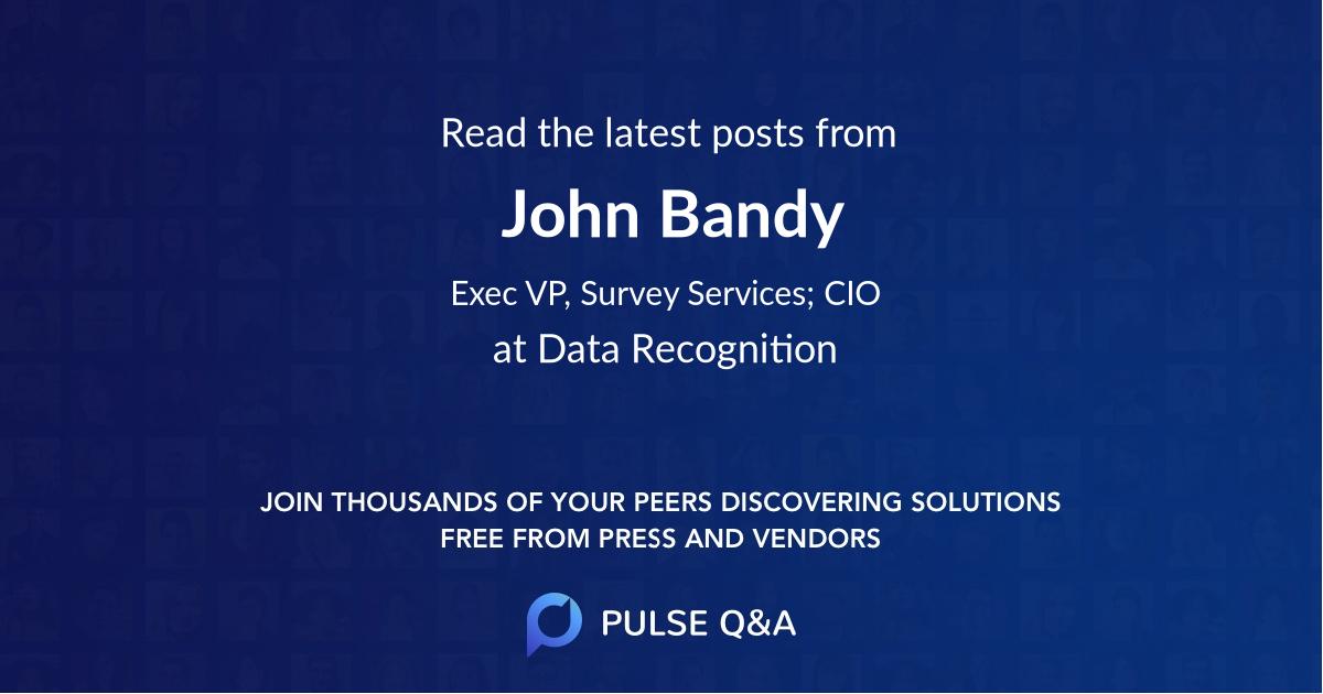 John Bandy