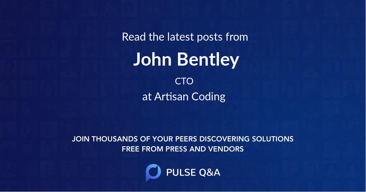 John Bentley