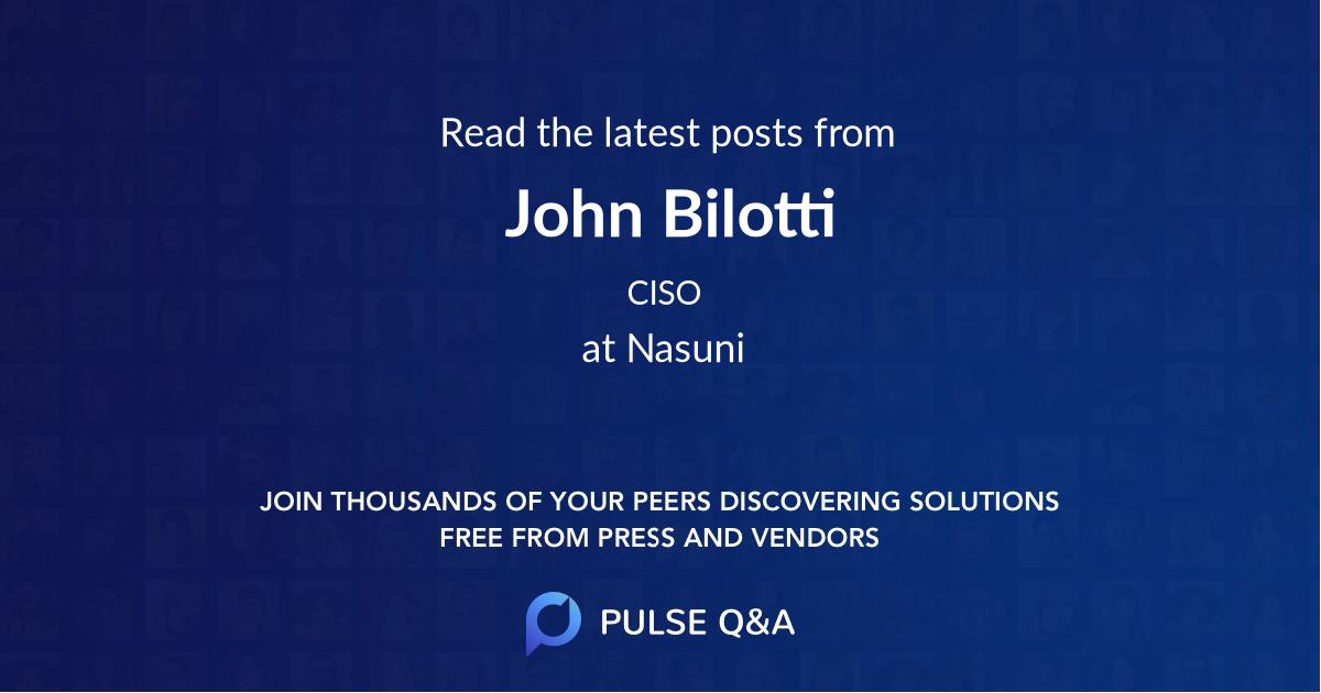 John Bilotti