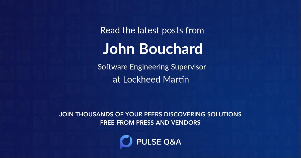 John Bouchard