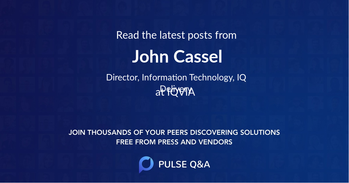 John Cassel