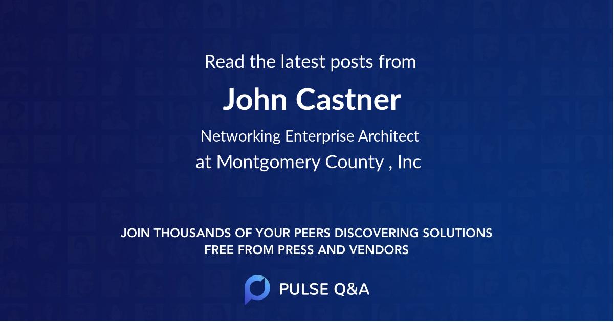 John Castner