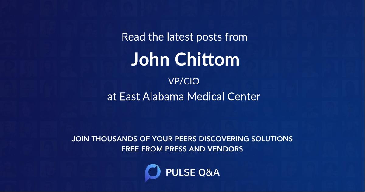 John Chittom