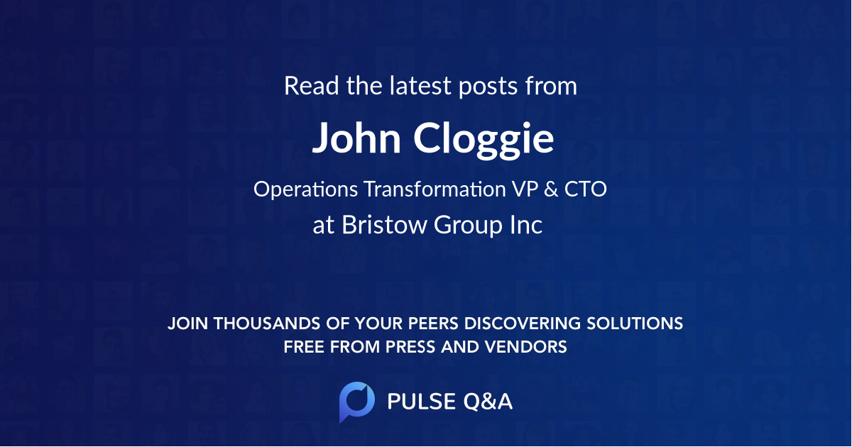John Cloggie