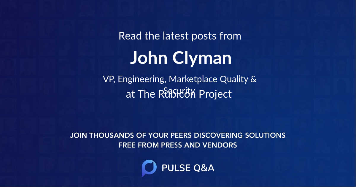 John Clyman