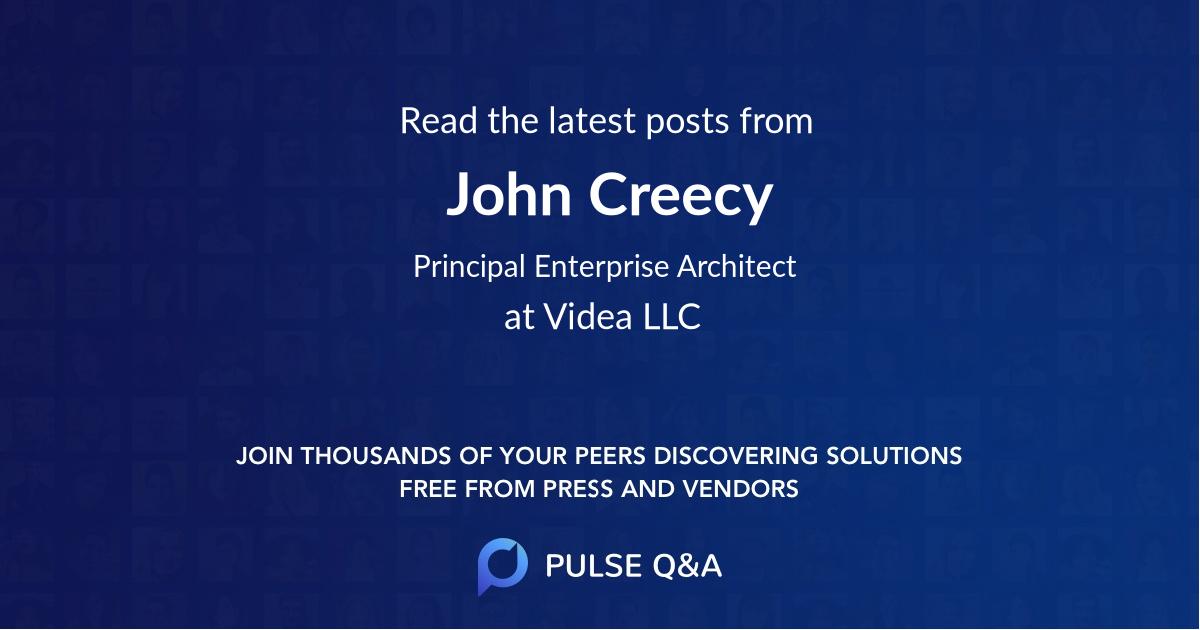 John Creecy