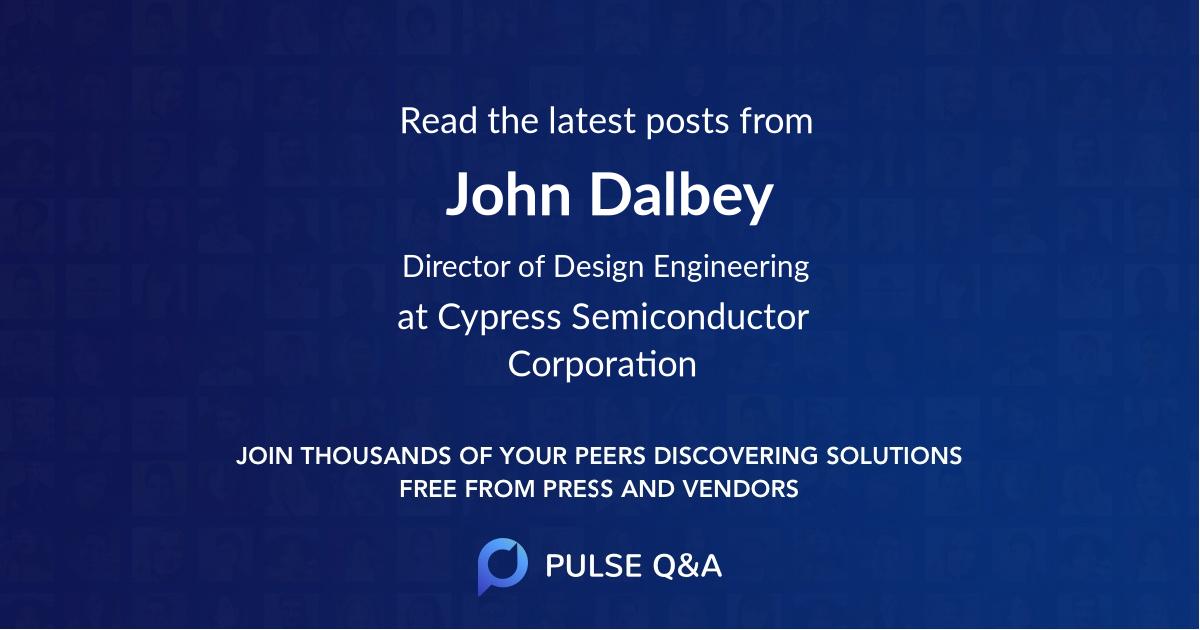John Dalbey