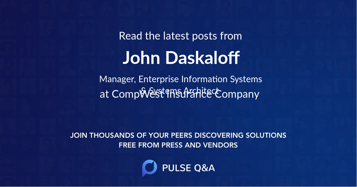 John Daskaloff