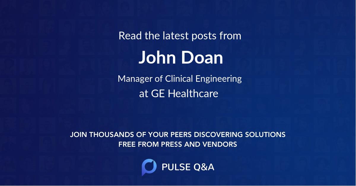 John Doan