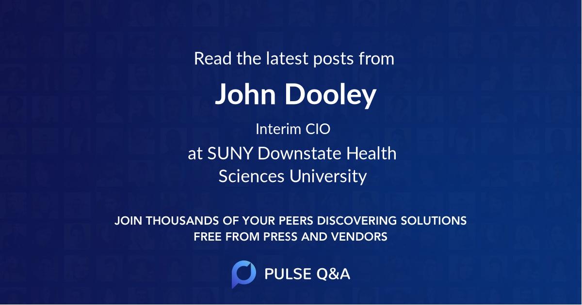 John Dooley