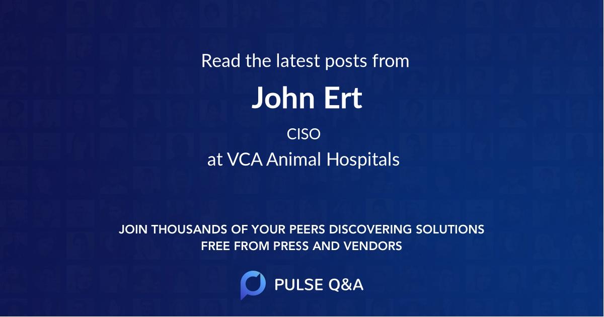 John Ert