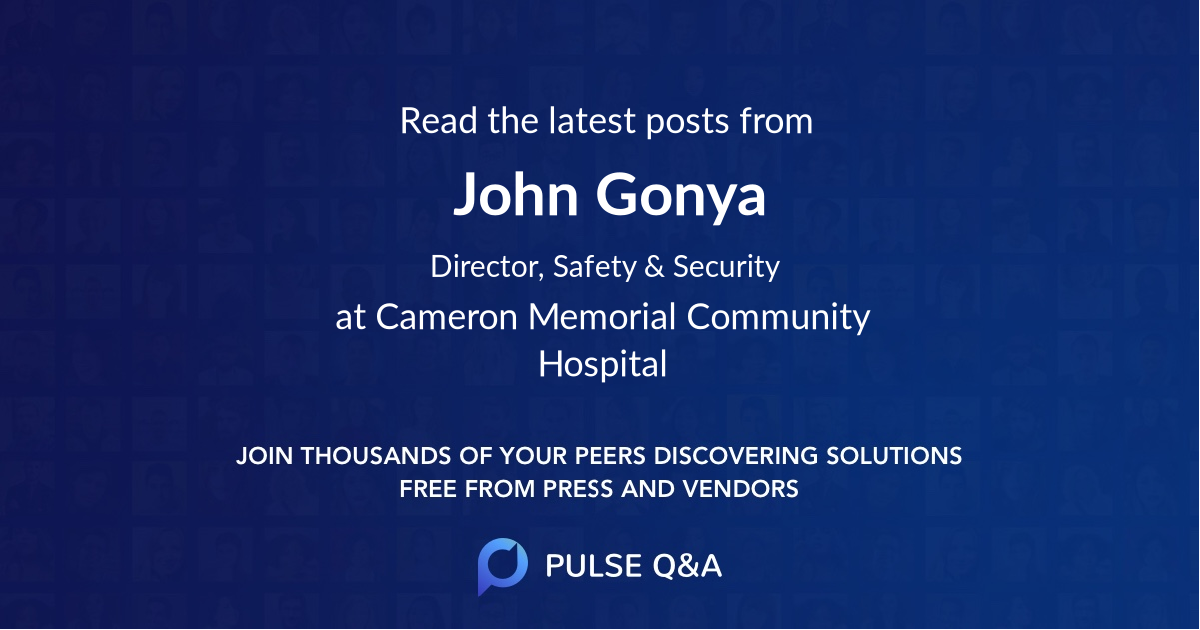 John Gonya