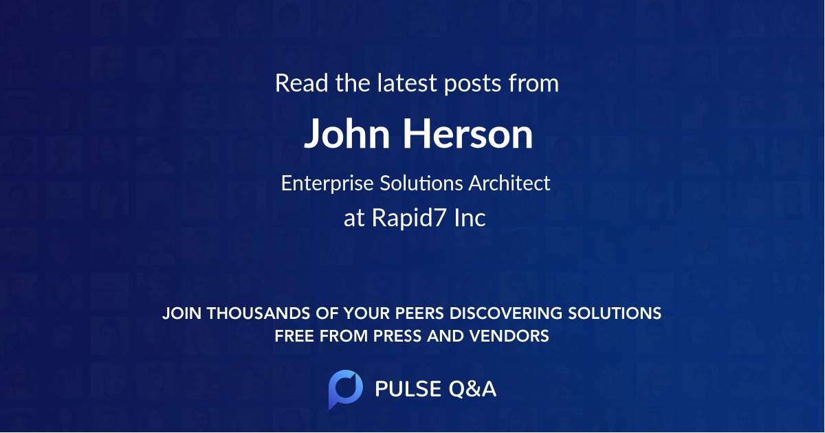 John Herson
