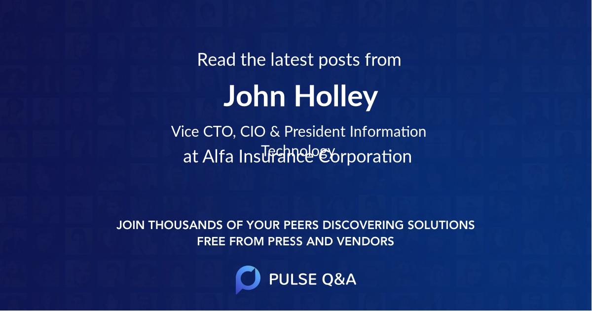 John Holley