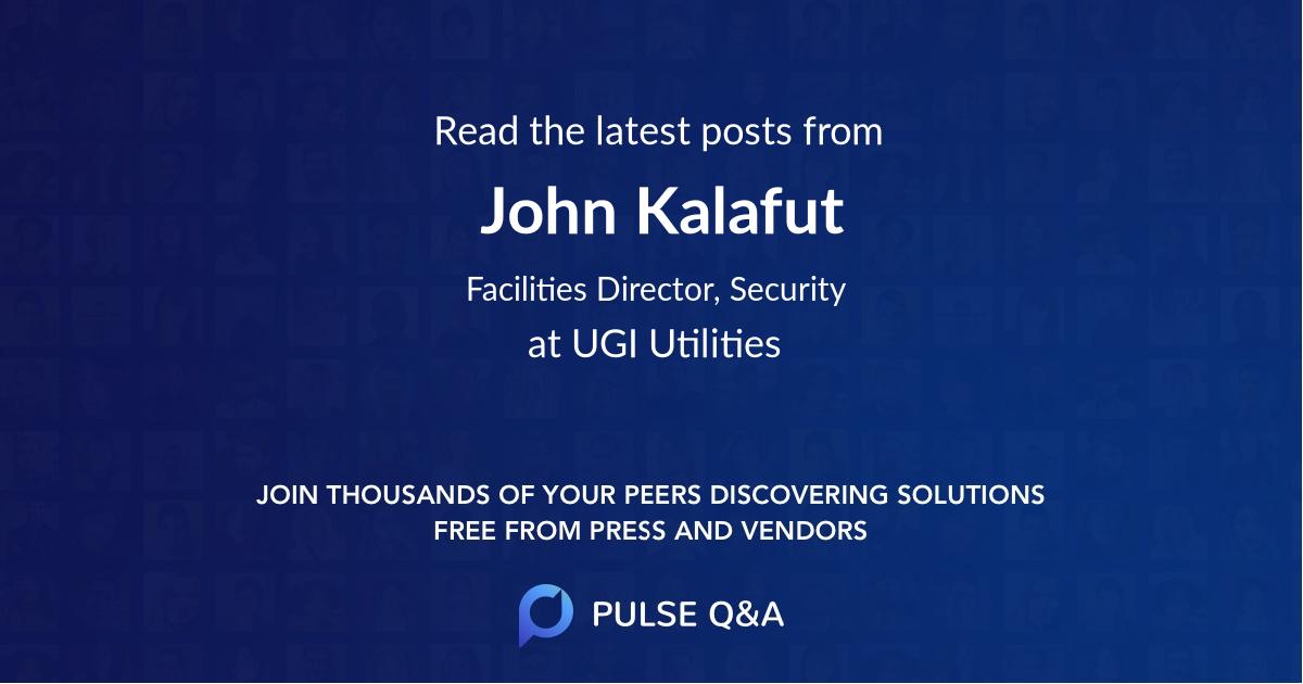 John Kalafut