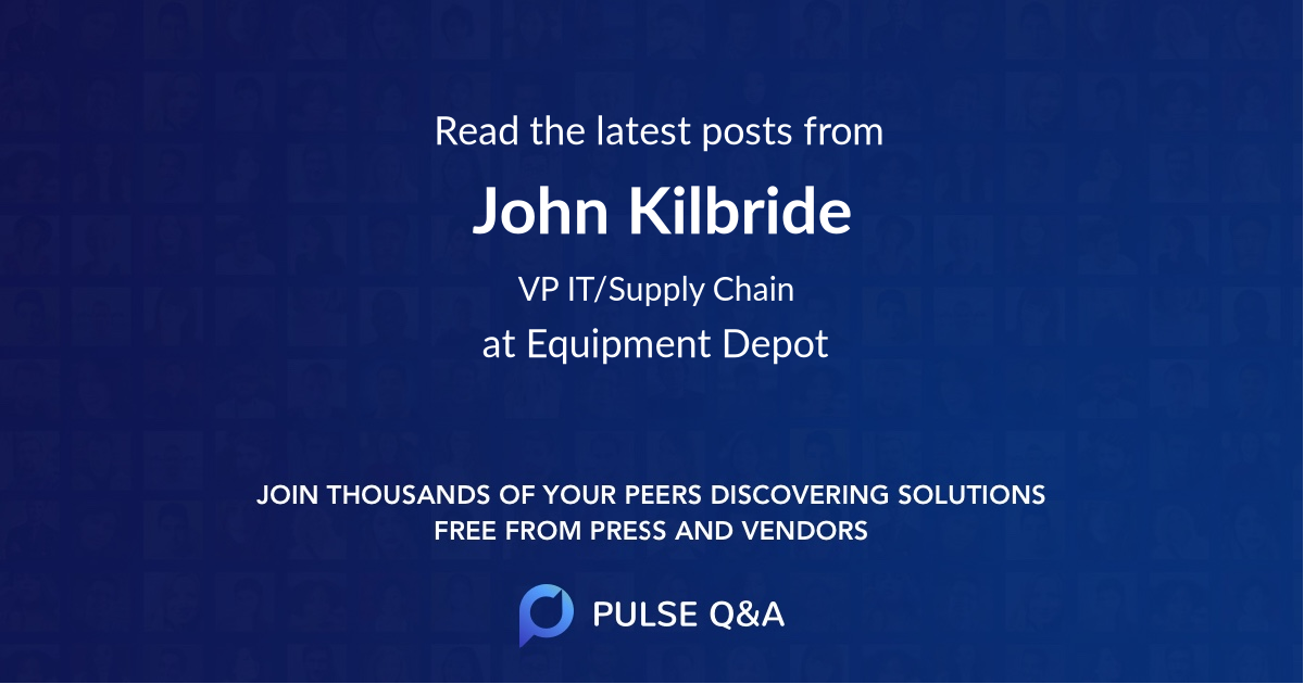 John Kilbride