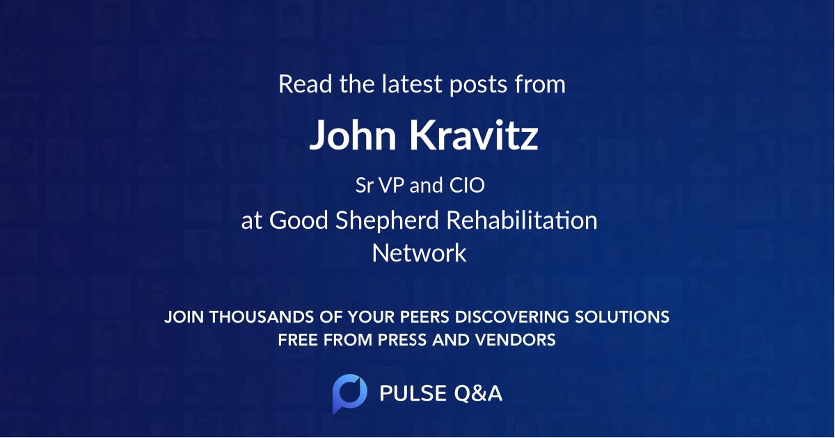 John Kravitz