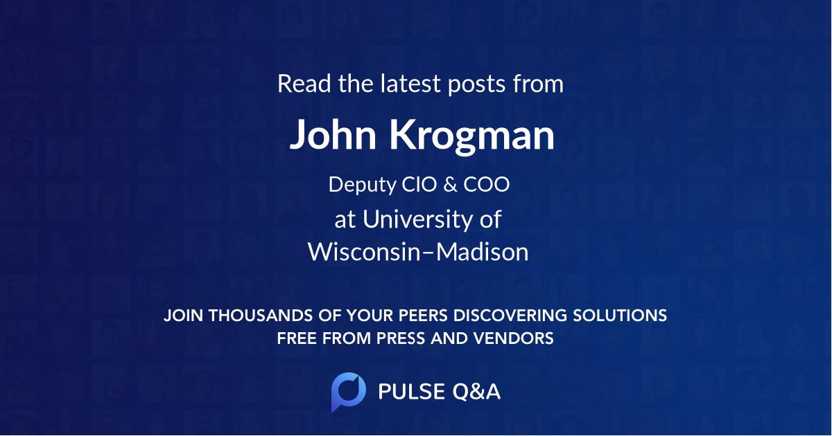 John Krogman