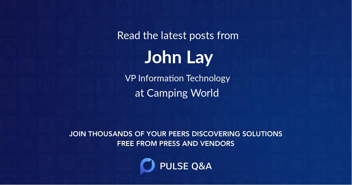 John Lay