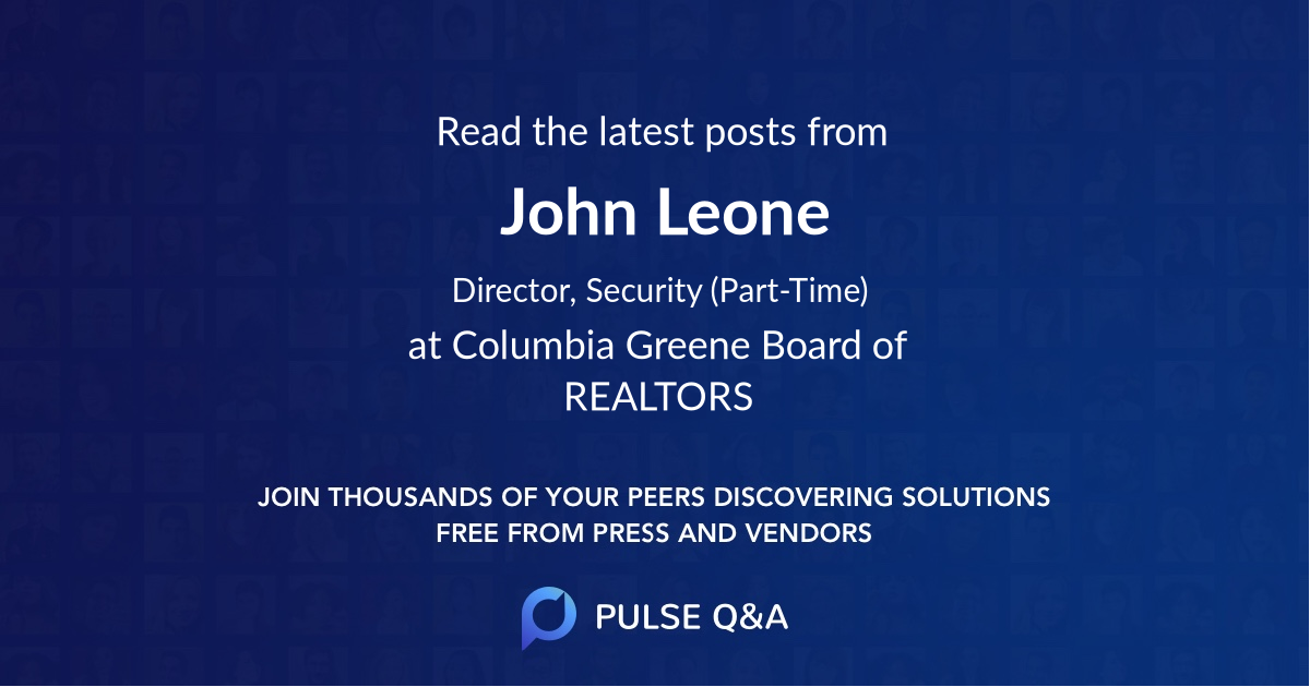 John Leone