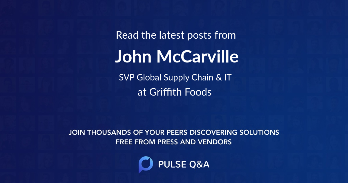 John McCarville