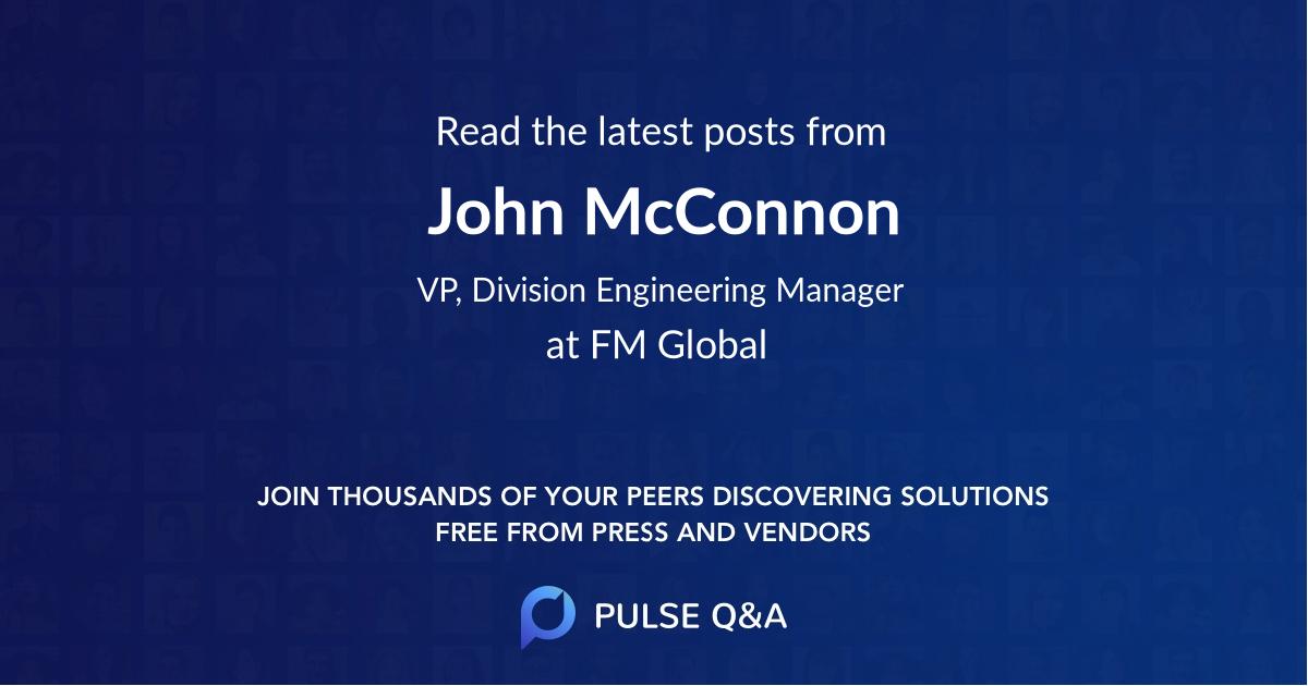 John McConnon