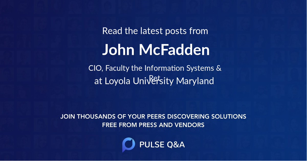 John McFadden