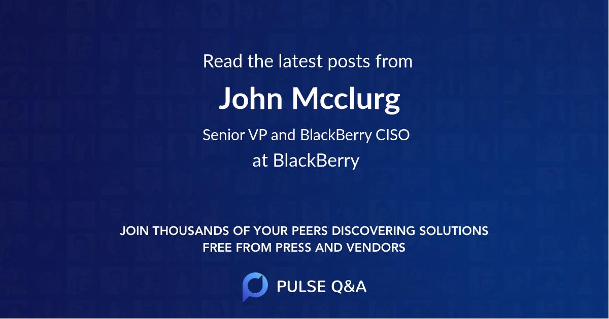 John Mcclurg
