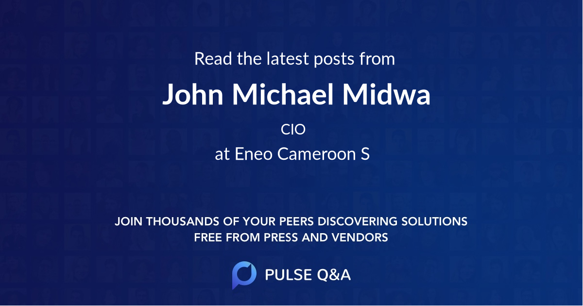 John Michael Midwa
