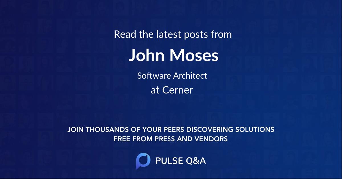John Moses