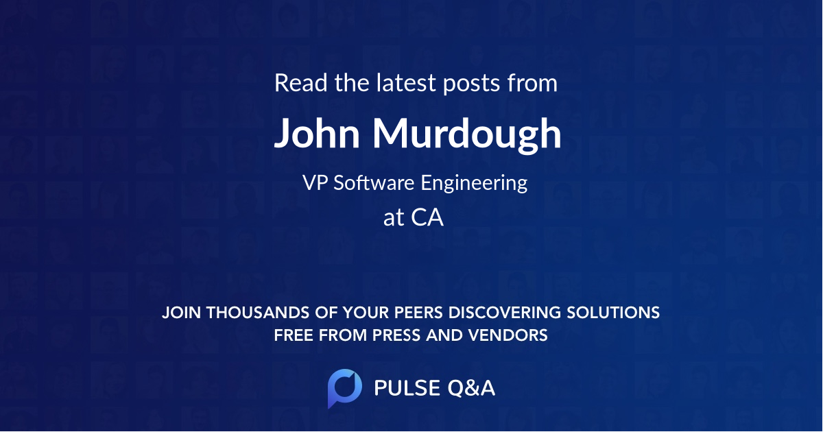 John Murdough