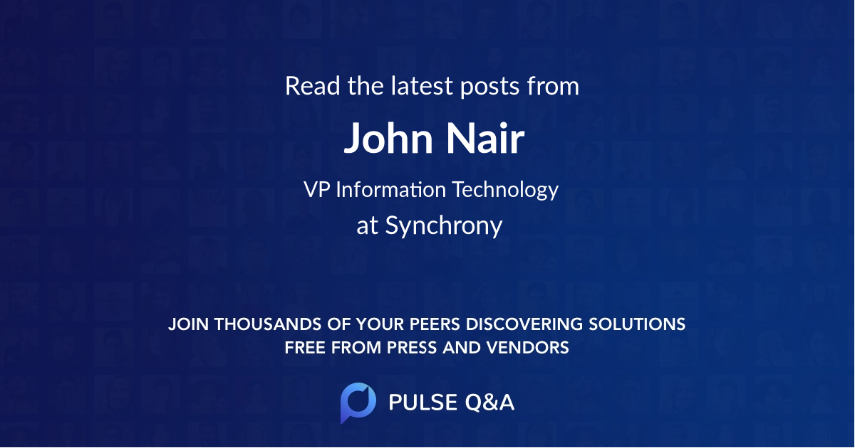 John Nair
