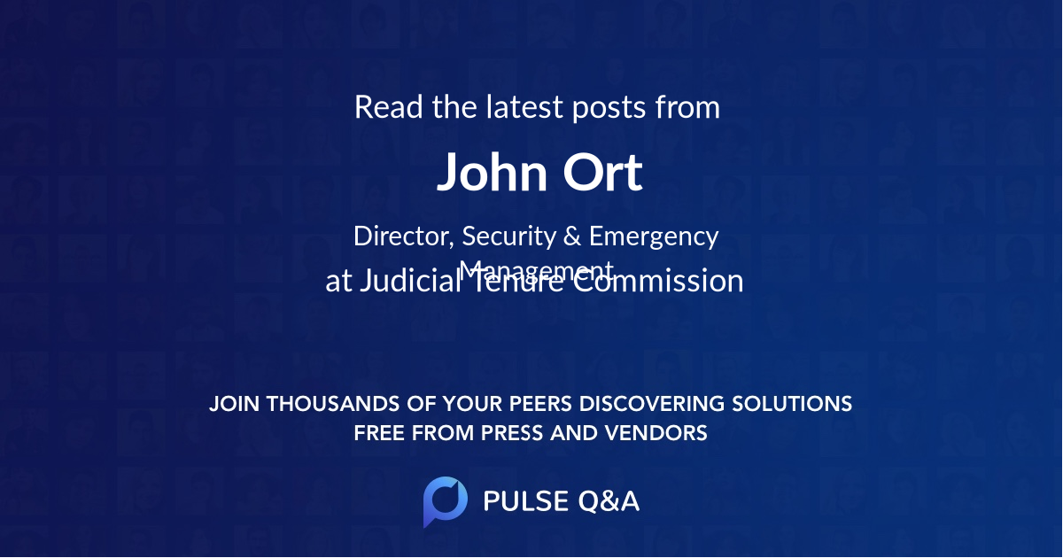 John Ort