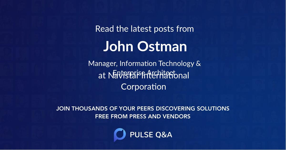 John Ostman