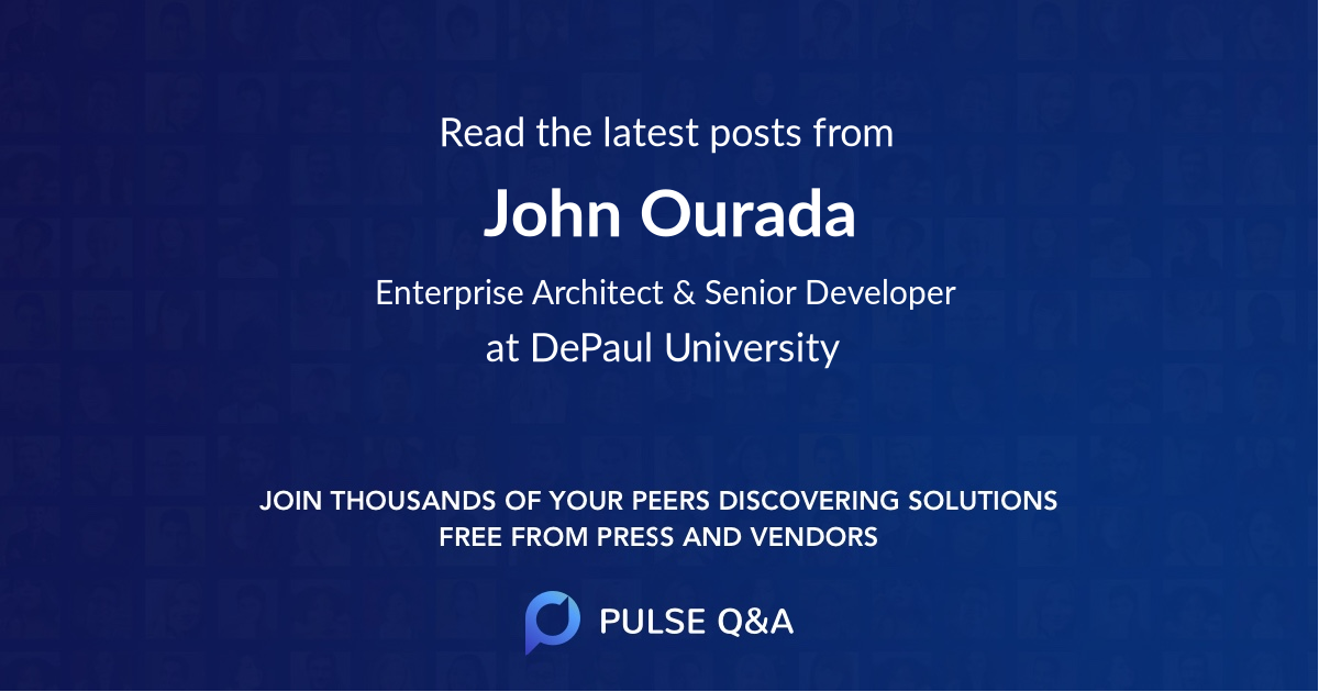 John Ourada