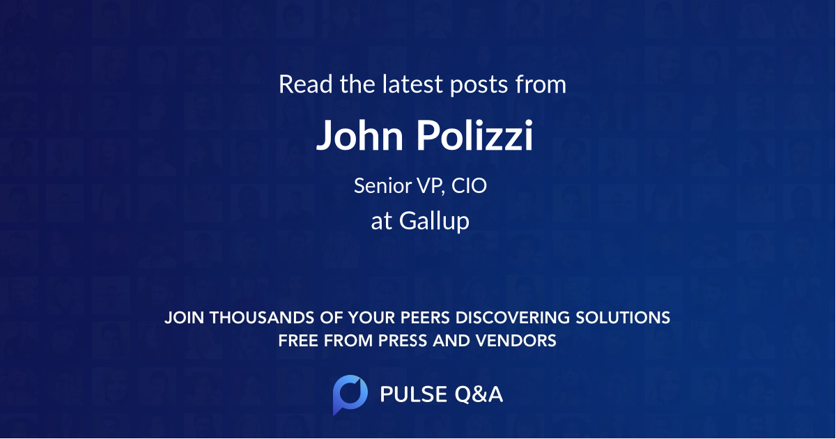 John Polizzi