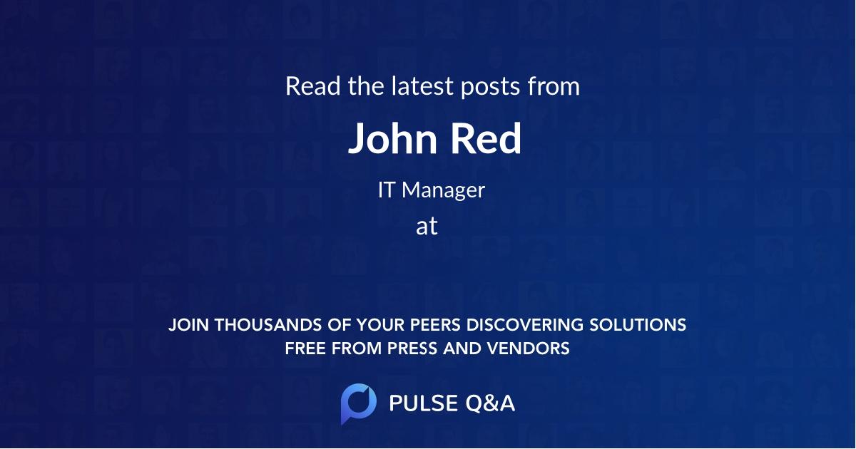 John Red